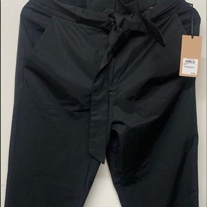 NWT Nordstrom Halogen polished Cotton/poly pant 6